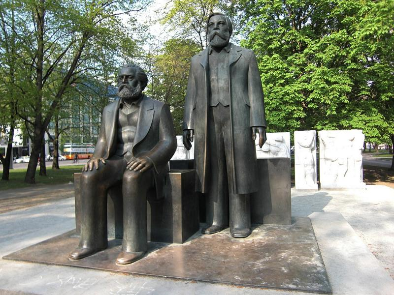 Karl Marx ist der Urvater der Kapitalismuskritik